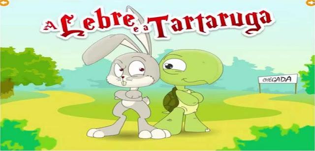 Plano de aula: A Lebre e a Tartaruga