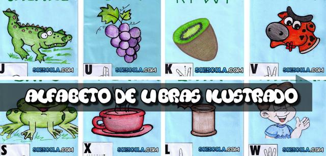 Nesta postagem trago para vocês uma sugestão de Alfabeto de Libras Ilustrado para Imprimir, espero que vocês gostem.