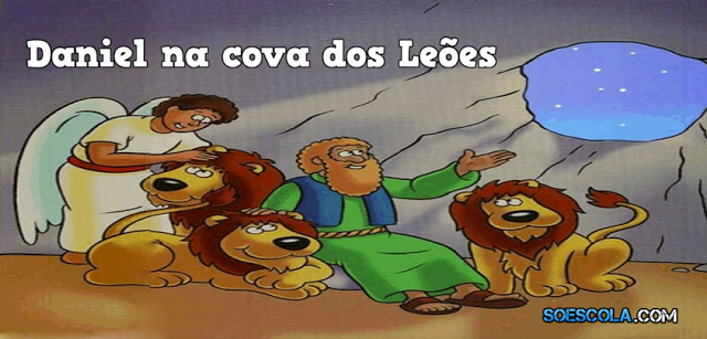 Atividade de Interpretação de Texto: Daniel na cova dos leões