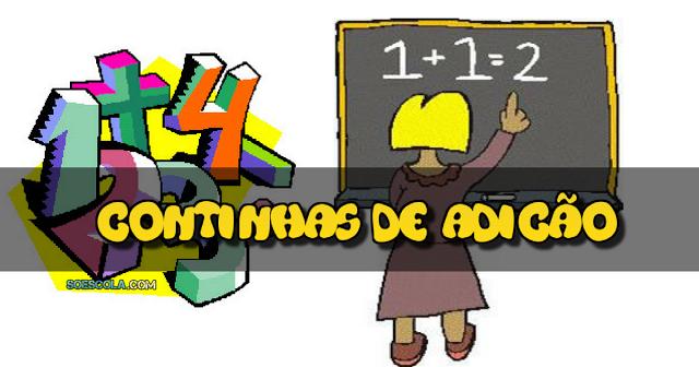 Atividades de Matemática - Continhas de Adição