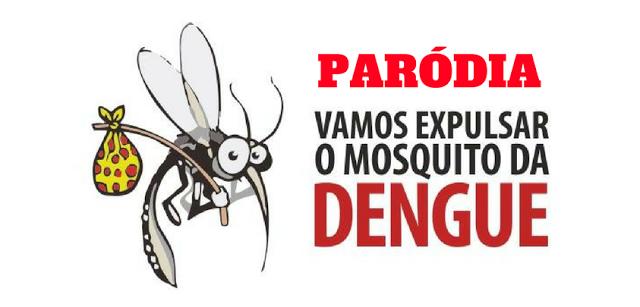 Dica de paródia para trabalhar a Dengue