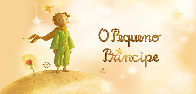 """Sequência de atividades do livro: """"O Pequeno Príncipe"""""""
