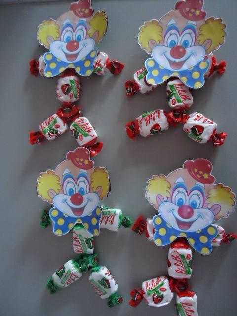 Lembrancinha de Palhaço para o Dia do Circo