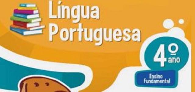 Português 4° ano para imprimir
