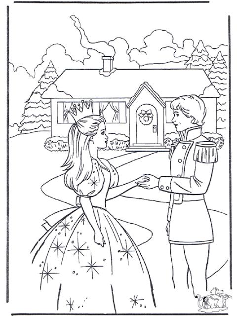 Sequência de atividade - Conto de Encanto: Os três namorados da princesa