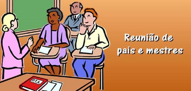 Textos para reunião de Pais e Mestres