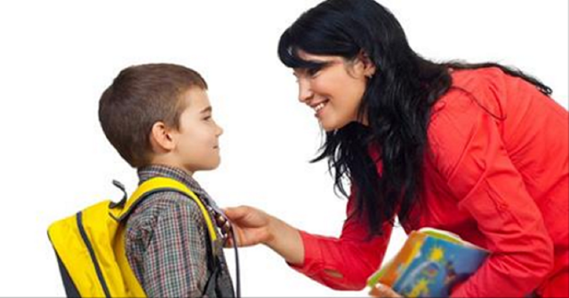 25 maneiras de como perguntar aos seus filhos 'Como foi a escola hoje?' sem perguntar 'como foi a escola hoje'