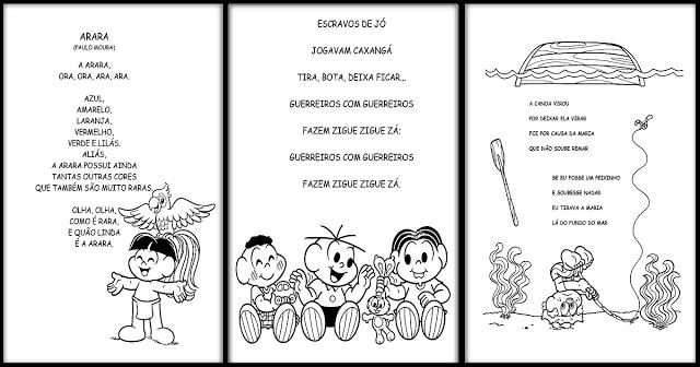 São textos que podem ser utilizados para criar um caderno de leitura, para leitura diária na sala de aula, adaptação de atividades e muito mais.
