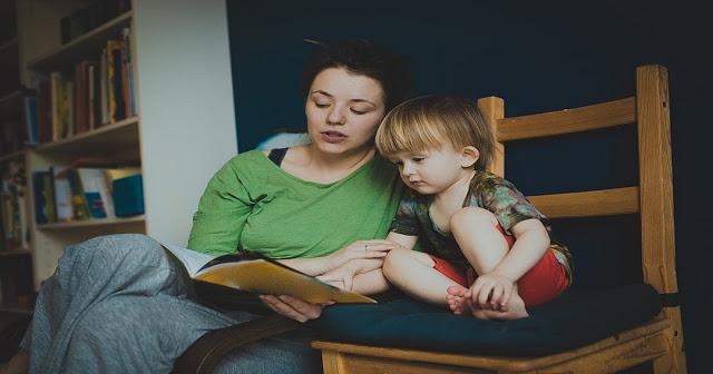 Mães são as maiores influenciadoras da leitura na infância