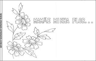 Álbum para o Dia das Mães para imprimir
