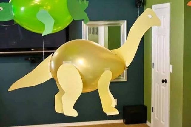 7 Ideias de Artes com balões.