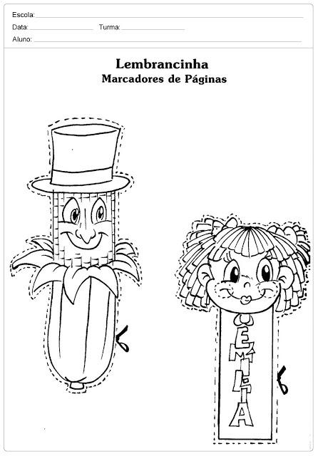 Atividades Dia do Livro Infantil - Monteiro Lobato