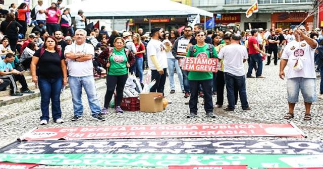 Sindicatos de todo o país se preparam para aderir à greve geral contra as reformas da previdência e trabalhista, na próxima sexta-feira