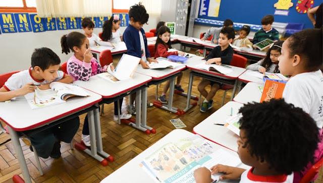 Base Nacional determina alfabetização até o segundo ano do ensino fundamental