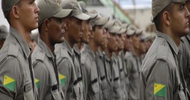 Provas foram realizadas no último domingo, selecionando novos servidores para o posto de soldado da Polícia Militar.