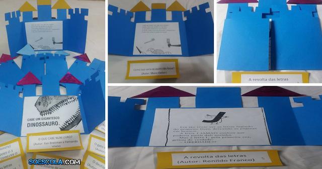 Um conto no castelo - uma ação de leitura indicada a alunos do segundo ano do Ensino Fundamental com o objetivo de revisar os conteúdos já trabalhados em ala de aula, através de contos lidos, a fim de promover a aprendizagem concreta.