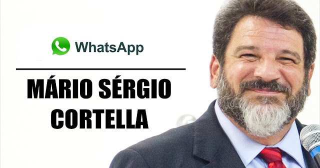 Existe vida sem Whatsapp? - Mario Sergio Cortella