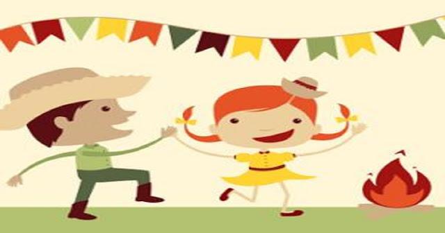 Festa junina é o nome correto das festas que ocorrem habitualmente em junho ou julho, dedicadas aos três santos de maior adoração dos brasileiros (Santo Antônio, São Pedro e São João).