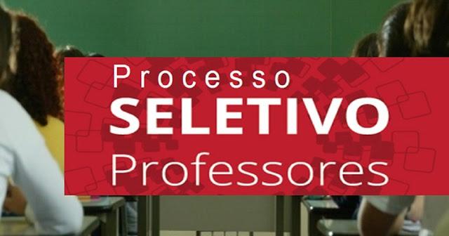 Prefeitura em SP abre Processo Seletivo para Professores, salário no valor de R$ 2.841,98