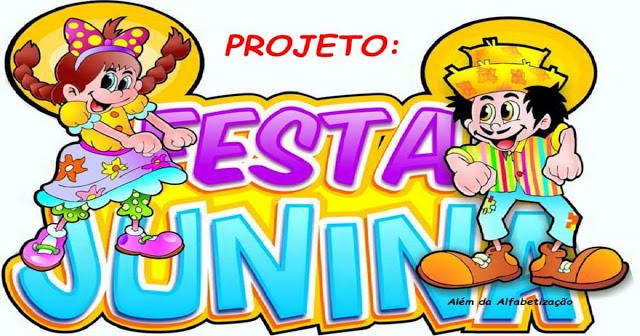 Sugestão de Projeto Pedagógico para trabalhar Festa Junina com alunos do Ensino Fundamental, com o objetivo principal do projeto é enriquecer o conhecimento da turma quanto aos costumes das festas juninas.
