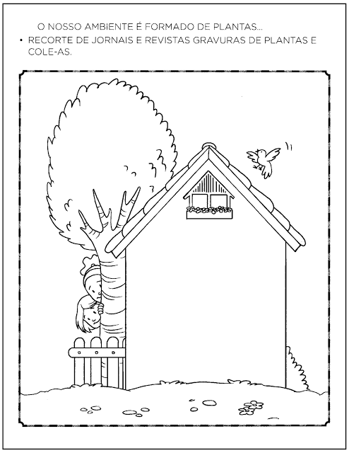 Atividades do Dia do Meio Ambiente para Educação Infantil