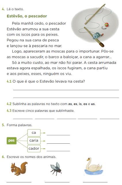 Confira nesta postagem atividades prontas para imprimir para trabalhar ortografia com alunos do primeiro ano do Ensino Fundamental.