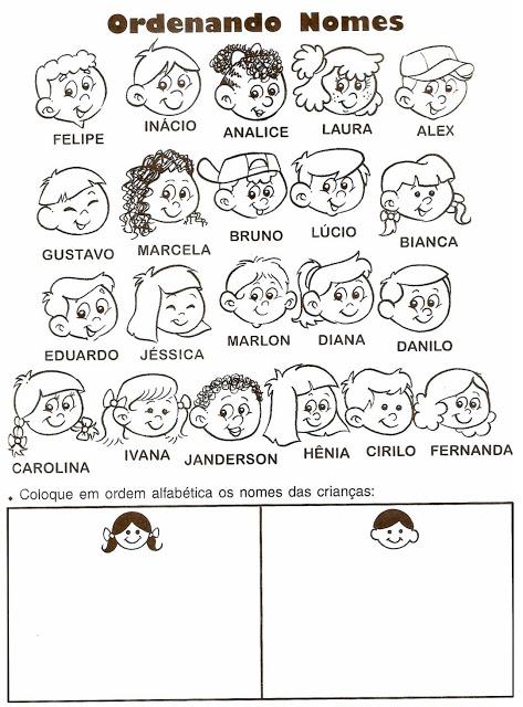 Confira nesta postagem Atividades de Alfabetização prontos para imprimir indicado a alunos do primeiro e segundo ano do Ensino Fundamental.