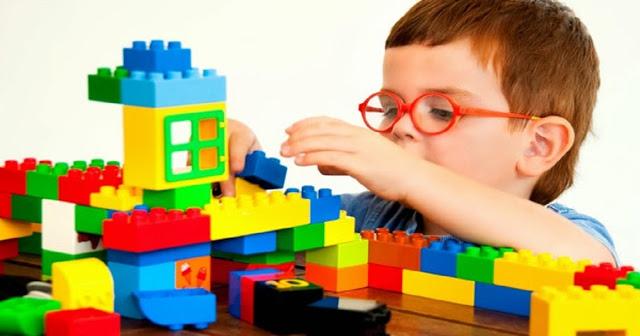 Benefícios da utilização do Lego nas brincadeiras lúdicas