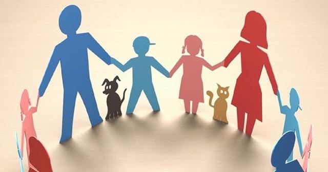 Confira algumas atividades educativas sobre a família, são atividades para você imprimir e passar para seus alunos.