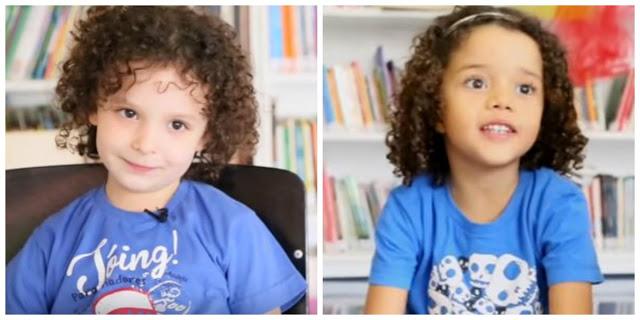 Em vídeo, crianças contam como é conviver com amiguinho autista