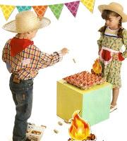 Jogos pedagógicos para festas juninas