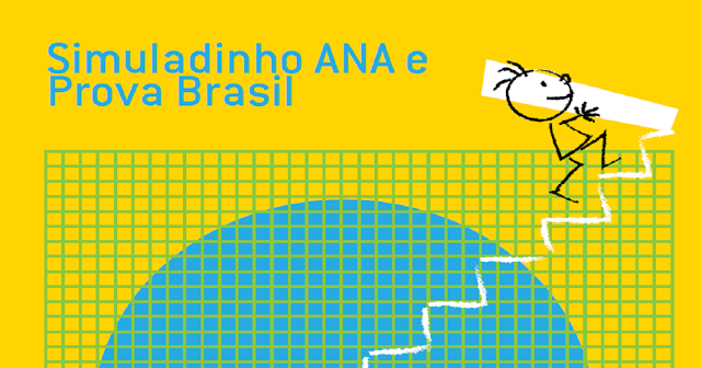Simuladinho Ana e Prova Brasil para baixar em PDF.