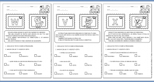 Confira algumas Atividades Interpretação de Texto com personagens da Turma da Mônica prontas para imprimir e trabalhar as letras S, T, U, V, W, X.
