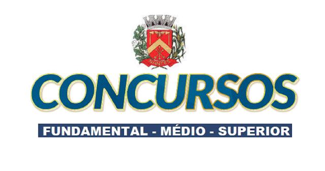 Abriu hoje Processo Seletivo e Concurso Público de Prefeitura em SP, com salários de até R$ 4.662,74