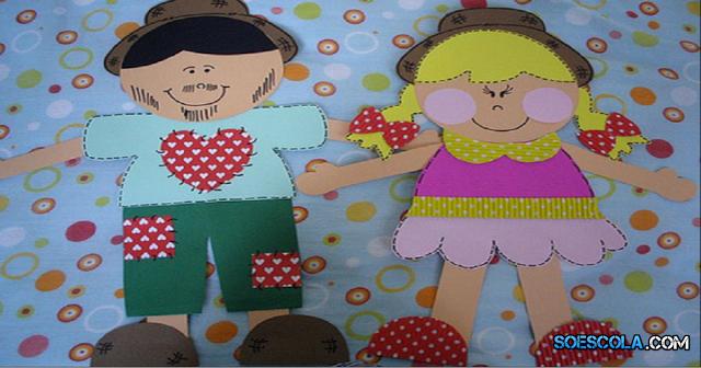 Especial Festa Junina - Atividades, projetos, lembrancinhas e mais