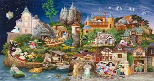 O maravilhoso mundo dos contos de fadas e seu poder de formar leitores