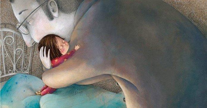 Trate os seus filhos com cuidado eles são feitos de sonhos