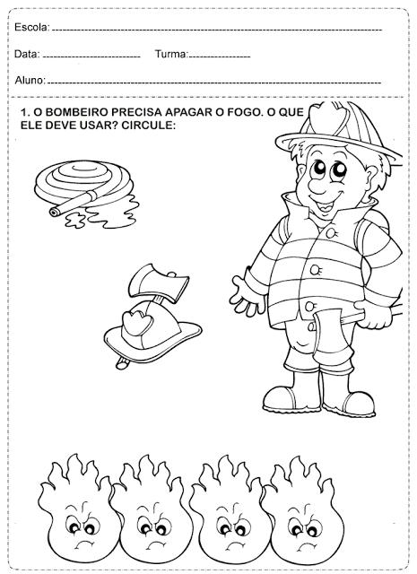 Confira nesta postagem uma atividade pronta para imprimir e colorir, indicada a alunos da Educação Infantil.