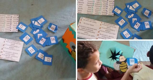 Círculo de frases e palavras - Jogos Pedagógicos