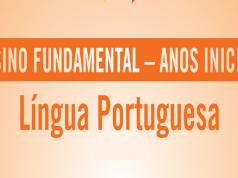 Caderno de Atividades de Língua Portuguesa - Ensino Fundamental