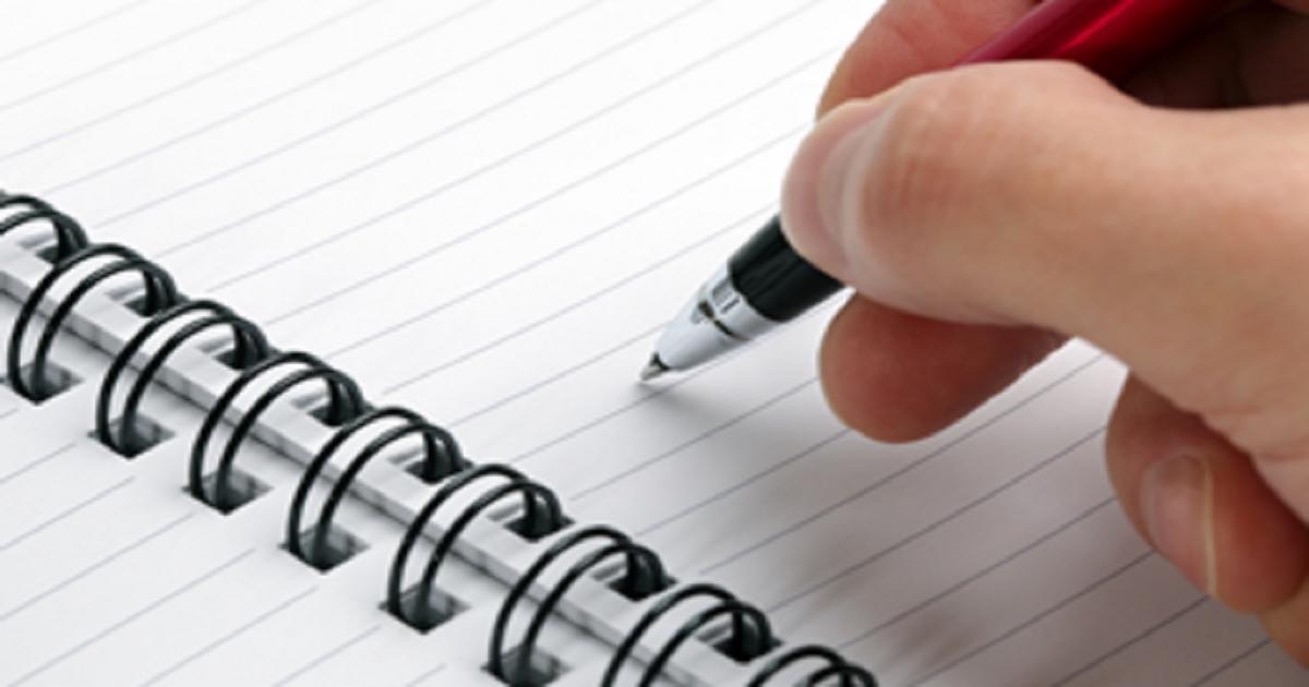 A importância do texto escrito e da escrita