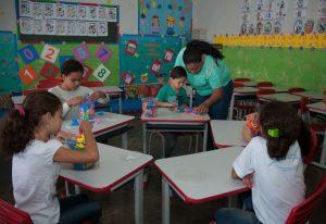 Existência de práticas alfabetizadoras na escola