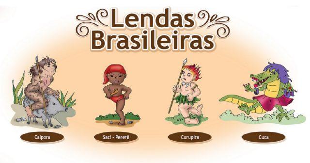 Sequência Didática Lendas Brasileiras