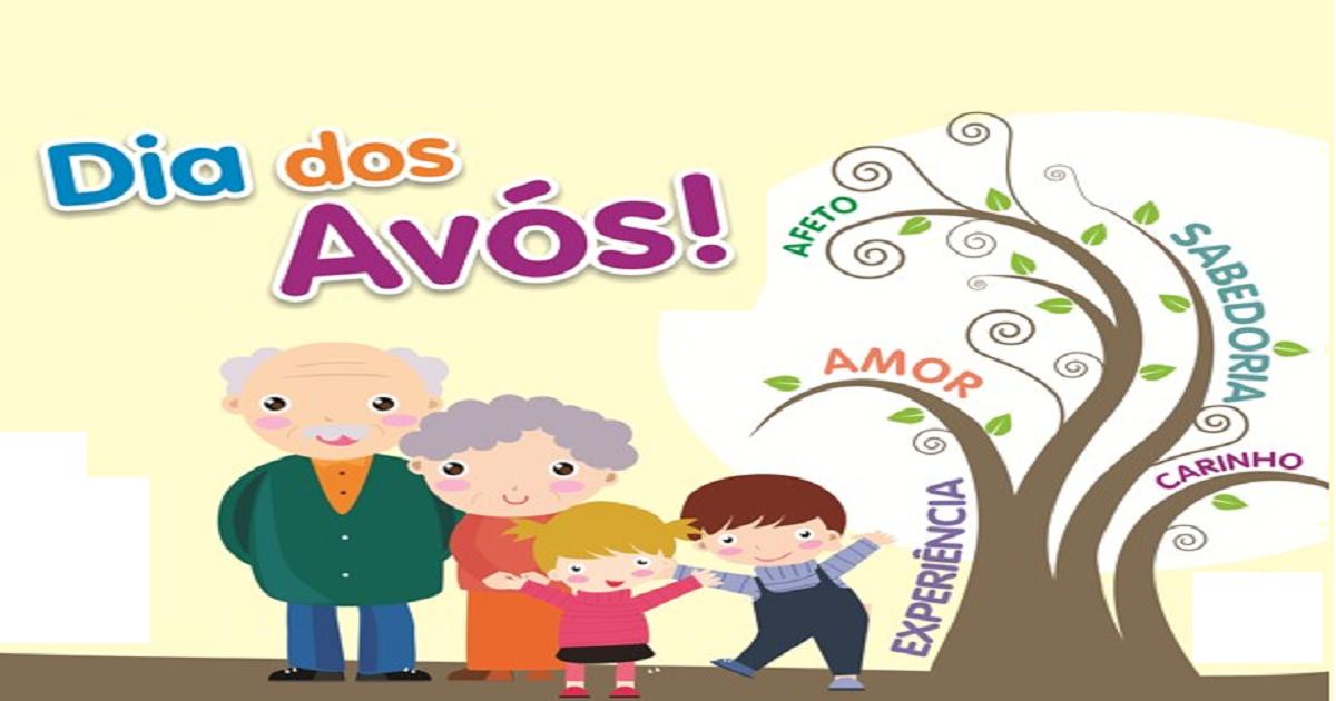Vovô Na Web Mensagens De Superação 1: Projeto Dia Dos Avós Na Escola: Sugestões De Atividades