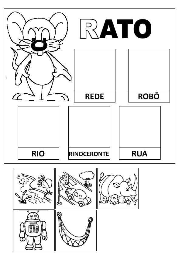 Jogo do Alfabeto para Alfabetização: Fichas para imprimir