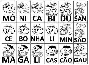 Forma Palavras: Jogos Pedagógicos para alfabetização.