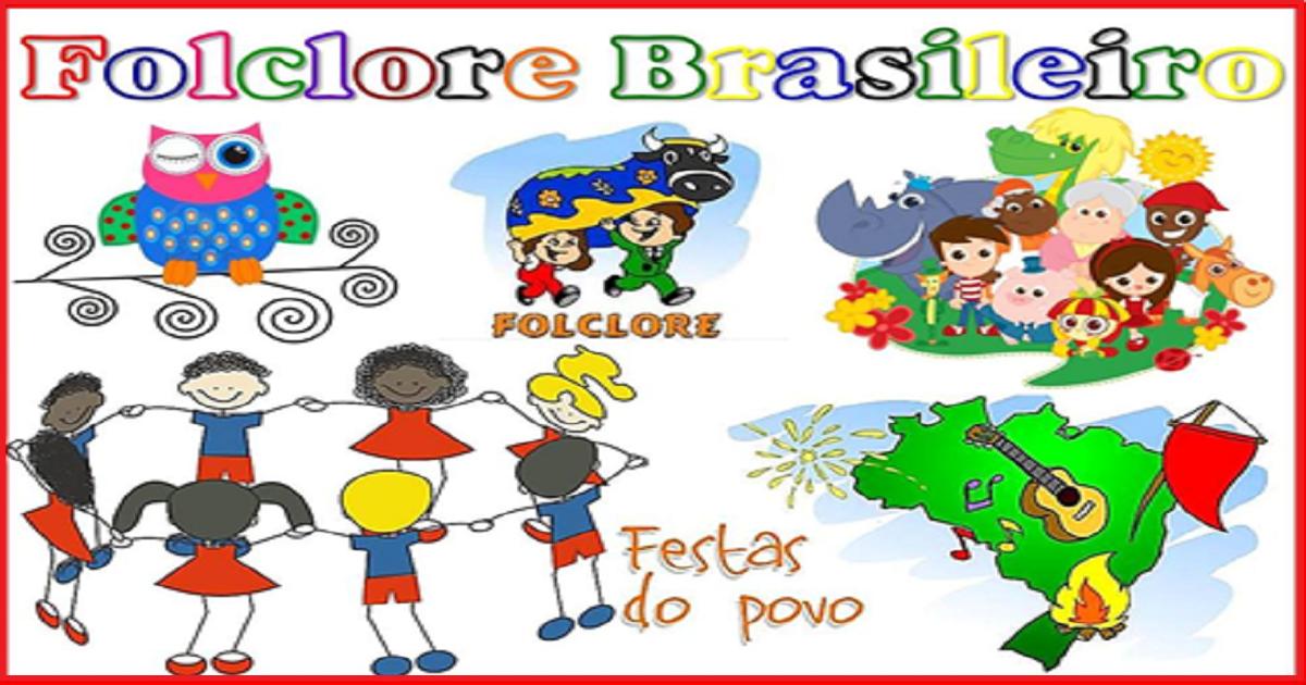 A importância do folclore na formação educacional das crianças