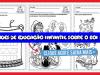 Atividades de educação infantil sobre o Boi Bumbá