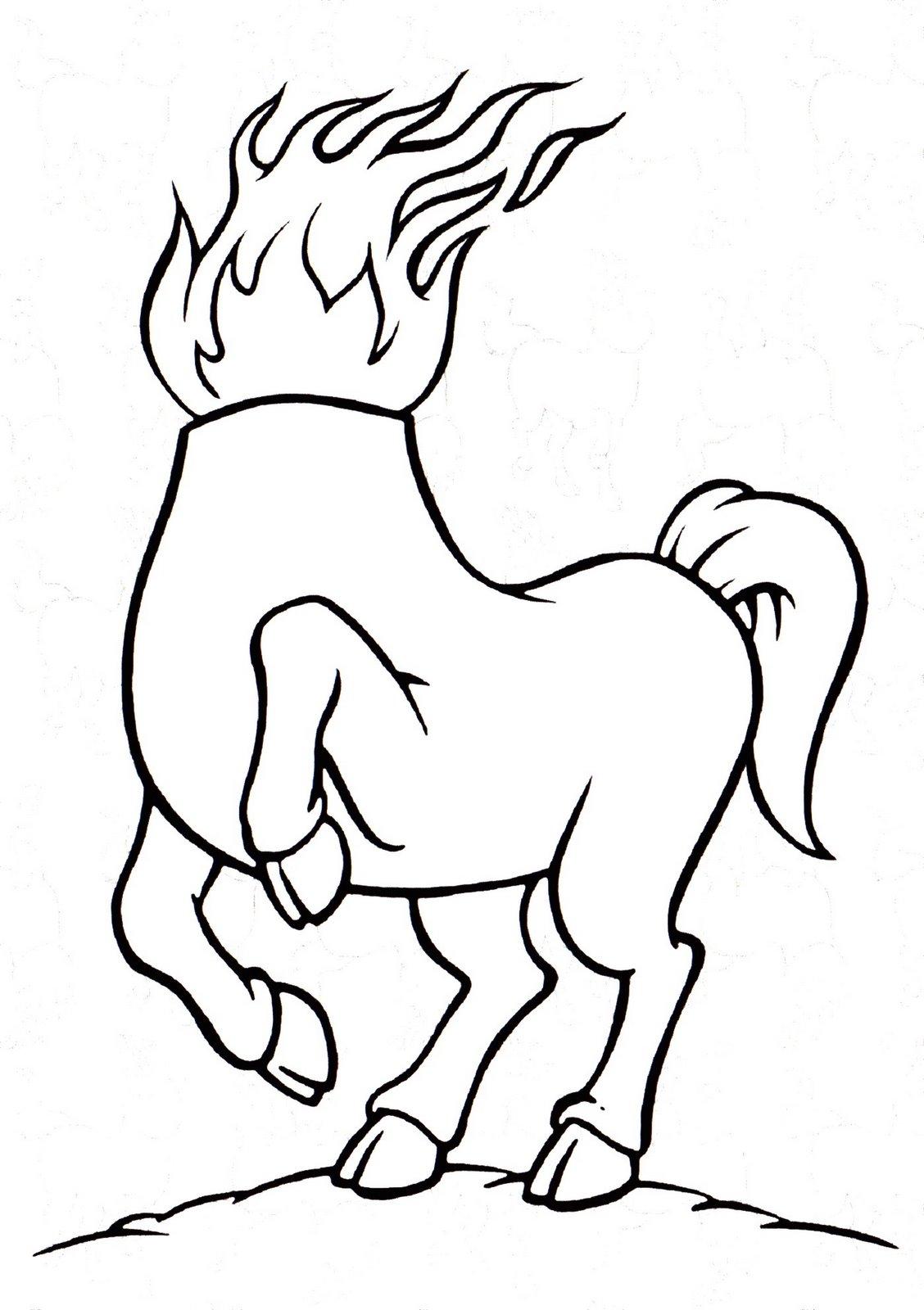 Atividades sobre a mula de cabeça prontas para imprimir.