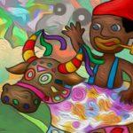 Atividades Variadas sobre Folclore para Imprimir